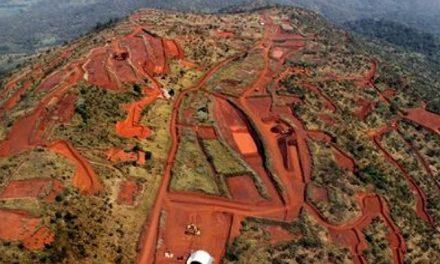Le anulan concesión minera a Vale en Africa por un escándalo de corrupción