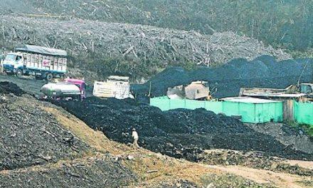 Minería de carbón en Rondón no va más