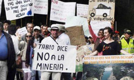 Campesinos colombianos rechazan política minero-energética