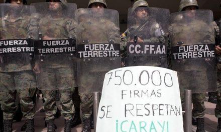 Las maniobras del Gobierno de Correa para evitar una consulta popular por el Yasuni