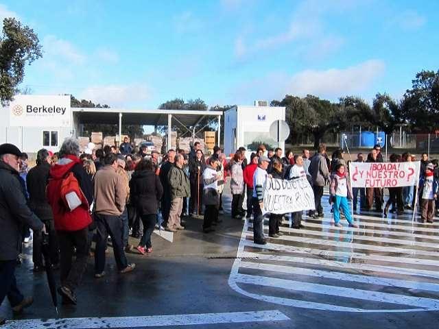 Junta de Castilla y León: No permita la minería de uranio en Salamanca