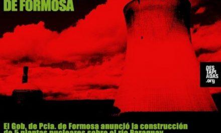 Revuelo por proyecto nuclear en Formosa