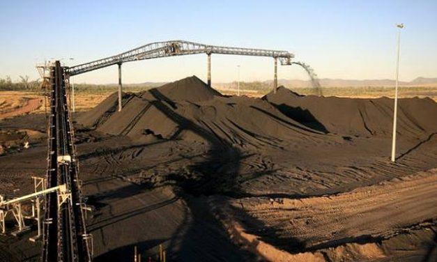 Contaminación por minería de carbón en Australia se duplica en último decenio