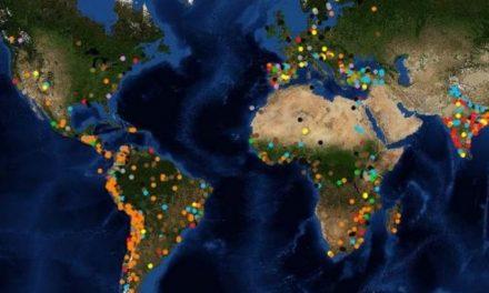 Atlas de justicia ambiental y la diversidad de conflictos