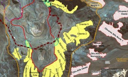 Codelco reconoce que proyecto Andina 244 afectará a seis glaciares