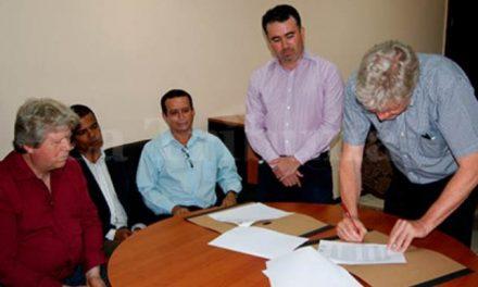 Empresas alemanas elaborarán mapa minero de Honduras