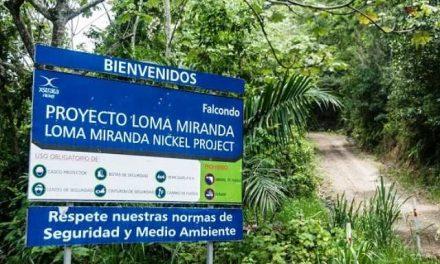 El arzobispado de Santo Domingo rechaza la minería en Loma Miranda