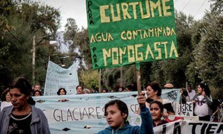 La resistencia del pueblo más contaminado de la Rioja