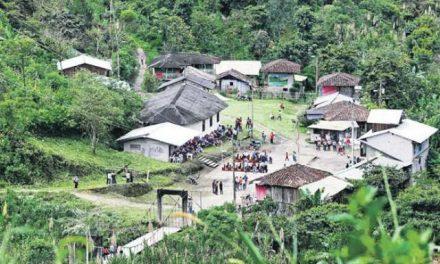 El proyecto minero en Íntag polariza a los habitantes