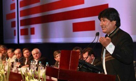 Bolivia trabaja en energía nuclear con apoyo argentino