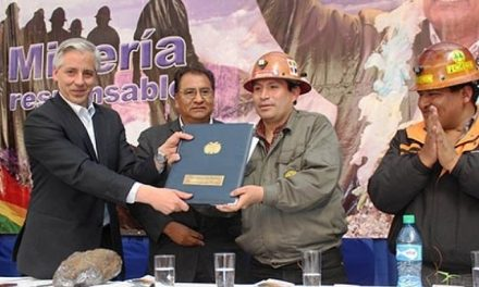 Promulgan en Bolivia la nueva ley de Minería