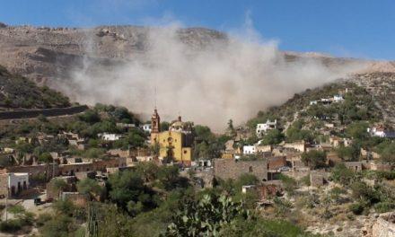 Minera San Xavier y sus daños irreversibles en 15 años de explotación
