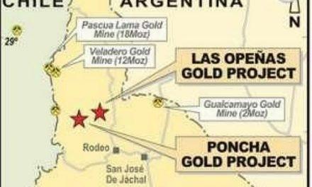 Se agrega otra exploración minera en Reserva San Guillermo