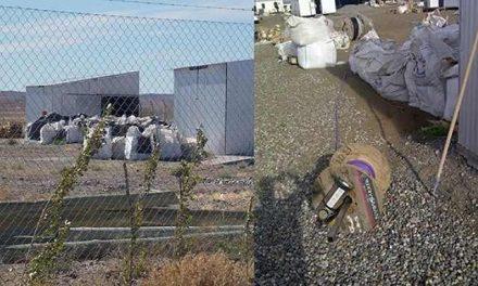 La intendente de Perito Moreno confesó que no cumple con ordenanza de residuos peligrosos