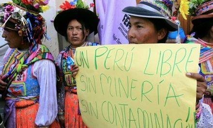 El Perú tiene un Estado narco, minero y militar