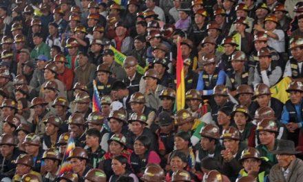 La minería, territorio libre del estado plurinacional boliviano