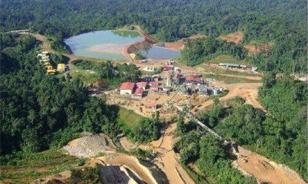 ANAM sancionará a la empresa minera Petaquilla