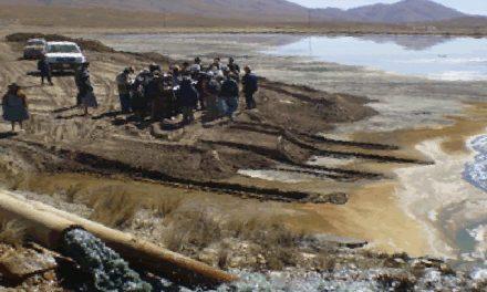 Ley minera boliviana deja sin chance el control medioambiental