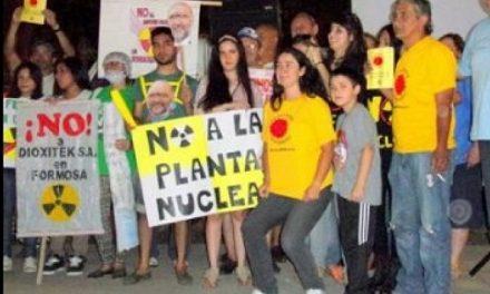 Informaron al Parlasur riesgos de planta nuclear en Formosa