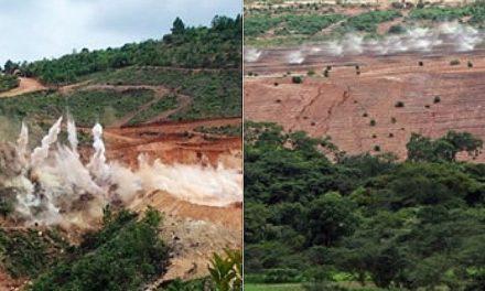 La minería empobrece, enferma y mata