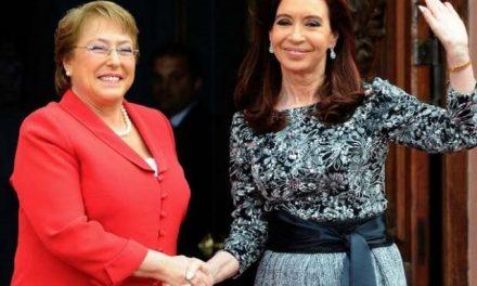 """Bachelet y Fernandez sobre Pascua Lama: """"La minería no es ni buena ni mala en sí misma"""""""