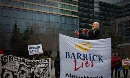 Presentan demanda por US$ 6.000 millones contra Barrick Gold en Canadá por Pascua Lama