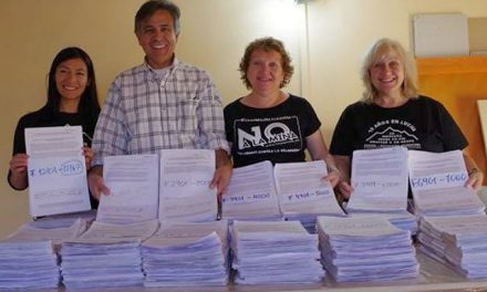 El proyecto popular contra la megaminerìa se metió en la agenda de la Legislatura