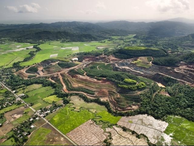 Comisión especial del senado recomendó no hacer minería en Loma Miranda y que sea Parque Nacional