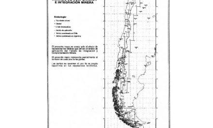 Crisis de Pascua Lama, o el fracaso al Tratado de Integración Minera entre Chile y Argentina