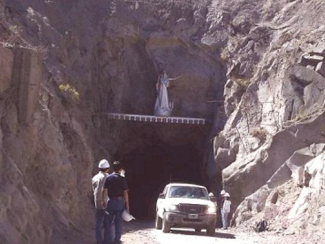Trabajo suspendió sectores de la mina de hierro de Sierra Grande por incumplimientos