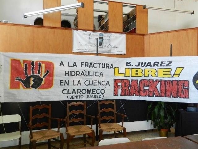 Benito Juárez ya tiene ordenanza que prohíbe el uso de agua potable para fracking