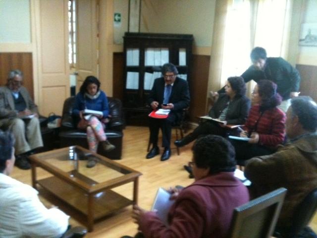 Planteo a la ministra de minería: Pascua Lama deber ser cerrado definitivamente