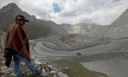 Auge de la minería trajo contaminación y no riqueza