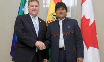 Canadá interesada en dar otro zarpazo sobre la minería y energía en Bolivia