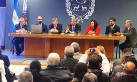 Gobernador de San Luis presentó el Plan Maestro de Minería