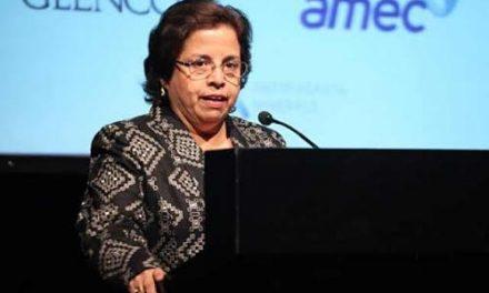 Ministra de minería chilena quiere que Barrick cumpla los aspectos técnicos