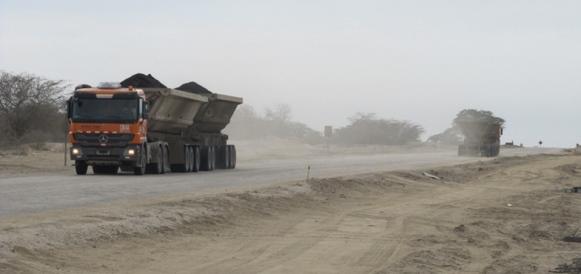 Peru-Bayovar-camiones