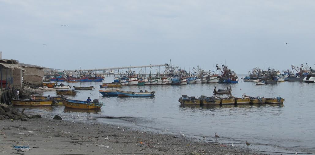 Peru-Bayovar-pesqueros