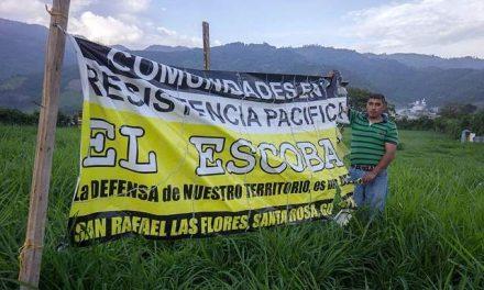 Tahoe Resources, Goldcorp y conflictos mineros en Guatemala