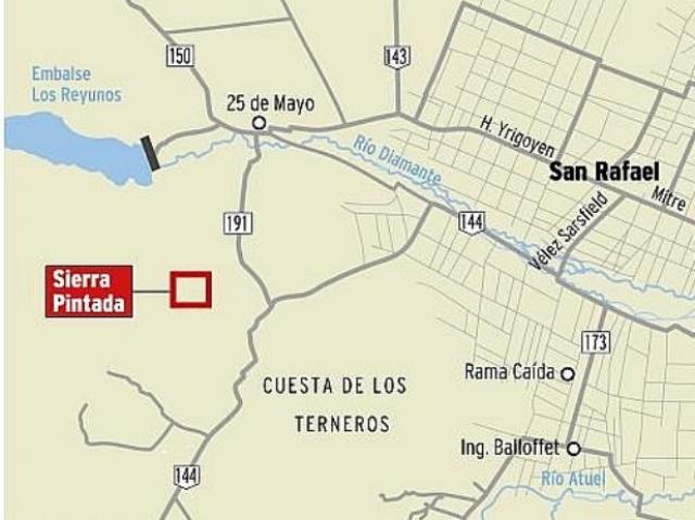 Nuevo embate para la reapertura de mina de uranio Sierra Pintada