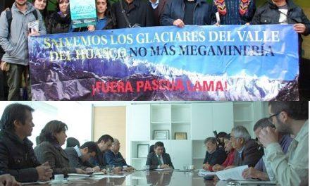 Icertidumbre sobre Pascua Lama: Comunidades indignadas por apoyo oficial exigen respuestas a sus denuncias