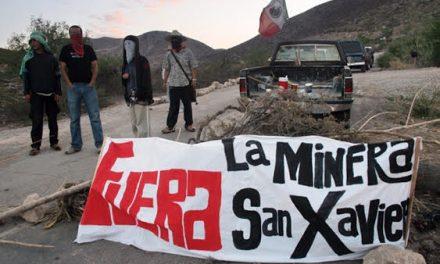 """Se debe clausurar de inmediato la Minera San Xavier"""