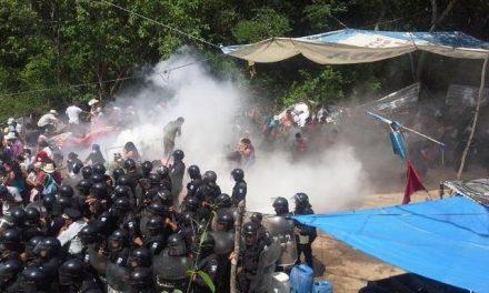 Comunidad de La Puya revive el conflicto por la minería