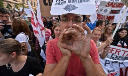 Cámara de Diputados rumana rechaza proyecto de ley de minería para el proyecto de Rosia Montana