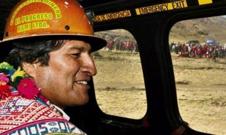 Bolivia bajará tributos para la compra de equipos de exploración minera