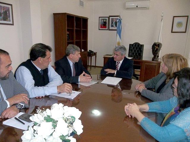 Gobierno presentó el proyecto de Ley para constituir la empresa San Luis Minera SAPEM