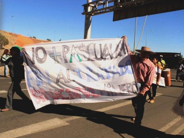 Barrick profundiza presiones a comunidades opositoras para destrabar paralizado Pascua Lama