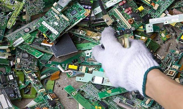Confirmado: oro en basura electrónica supera extracciones mineras