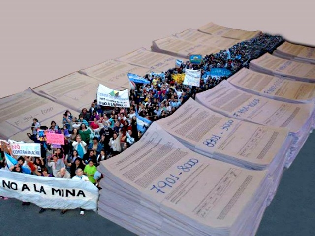 Asambleas chubutenses piden que el Tribunal Electoral ratifique lo actuado con la Iniciativa Popular