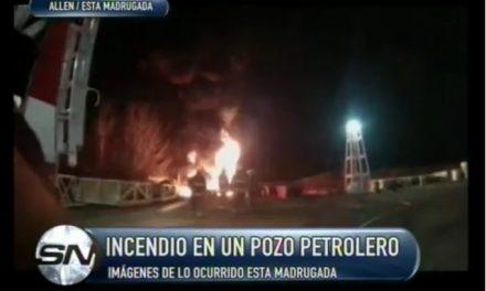 Incendio petrolero: Una cadena de corrupción atenta contra la seguridad de pobladores de Allen